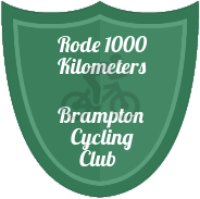 1000 KM badge