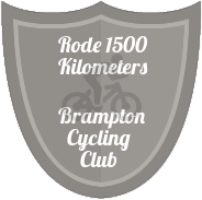 1500 KM badge