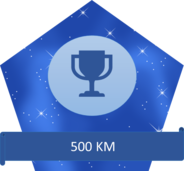 distance badge