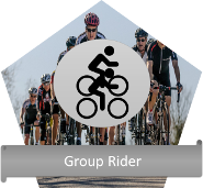 group rider badge